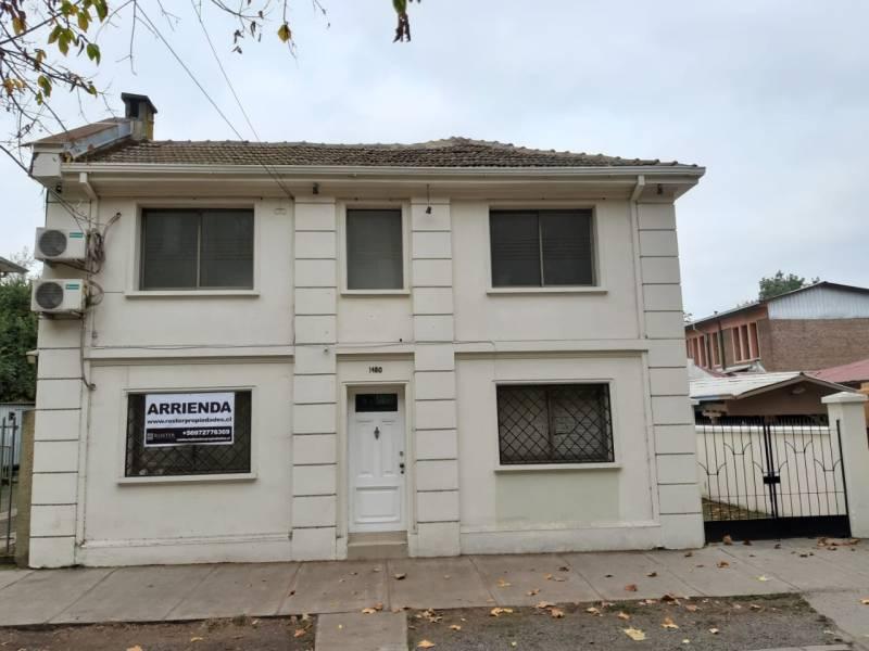 ARRIENDO AMPLIA OFICINA 7 ORIENTE CON ALAMEDA
