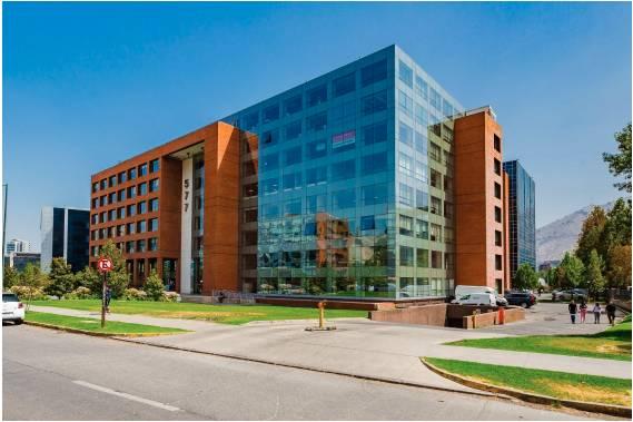 Oficina 237 mt2 Ciudad Empresarial