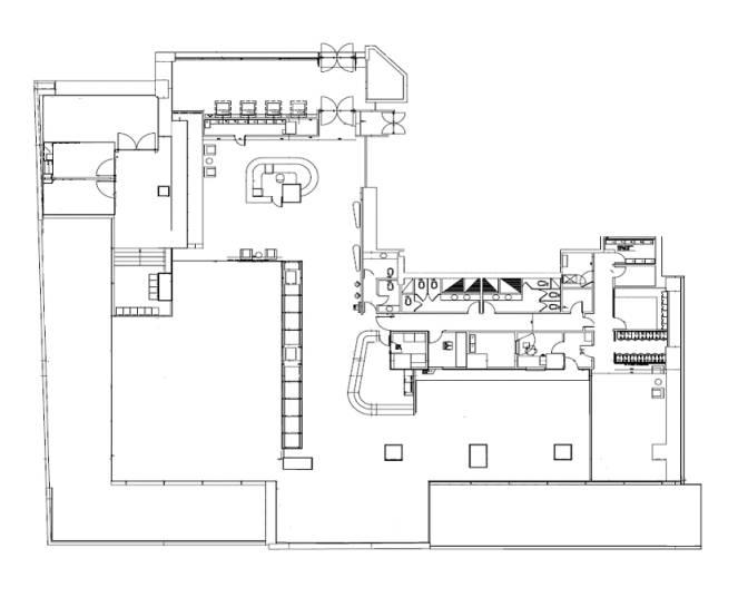 LOCAL 101 SUPERFICIE 431,17 m2 • Renta: UF 0,6/m2 + IVA