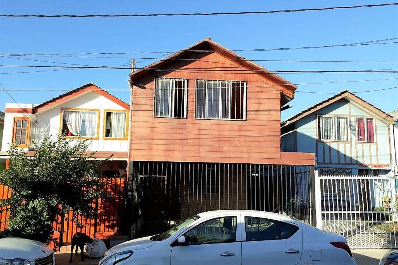Hermosa Casa Ampliada, metrotren Nos