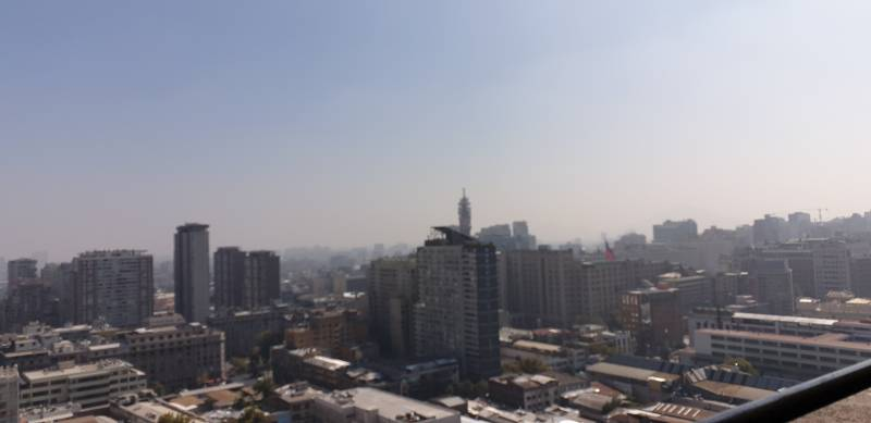 AMPLIO DEPTO ESTILO MARIPOSA, CERCANO A U DE CHILE