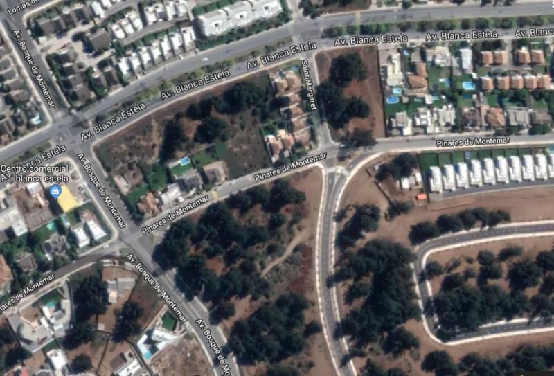 Se vende terreno de 1.067m2 en Bosques de Montemar, Concón