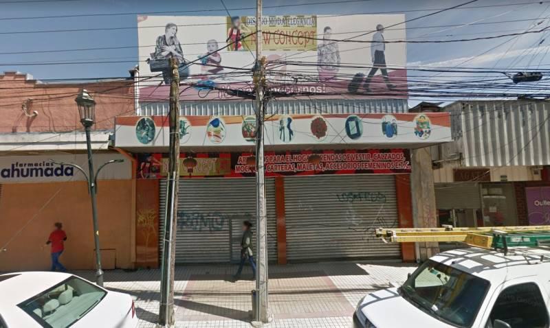 LOCAL COMERCIAL PLENO CENTRO TALCA