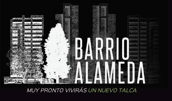 Proyecto Barrio Alameda En Talca Vende Marín Propiedades