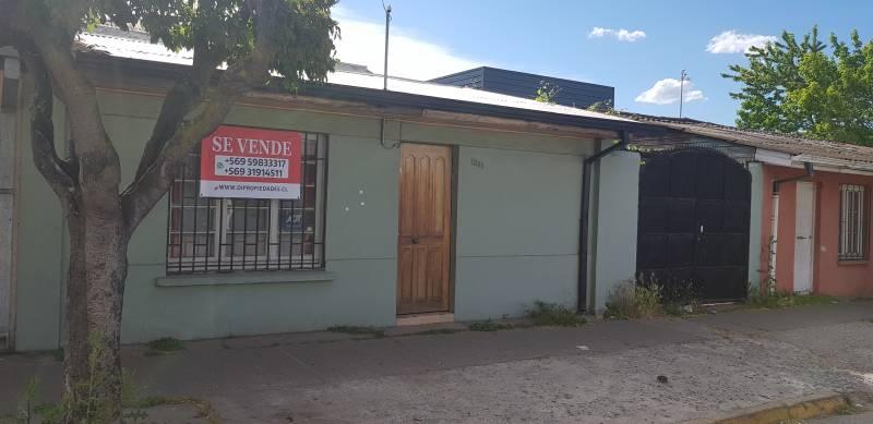 EXCELENTE PROPIEDAD A PASOS HOSPITAL DE TALCA