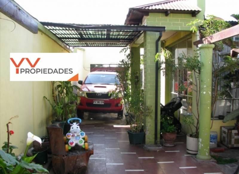 Casa comercial las rejas sur Santiago