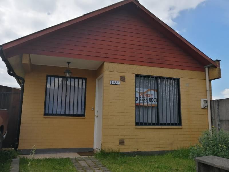 Excelente casa habitacion Villarrica
