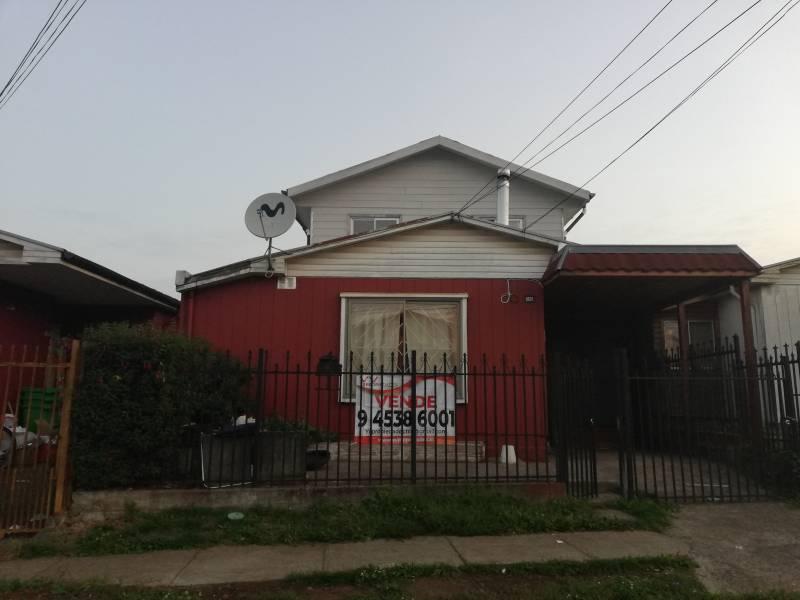 Amplia casa Fundo el Carmen