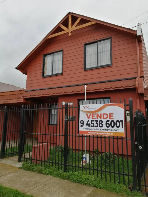 Amplia y Cómoda casa Padre Las Casas
