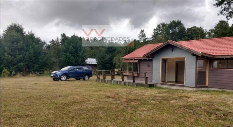 OPORTUNIDAD CASA EN PARCELA CAMINO VILLARRICA LICAN RAY