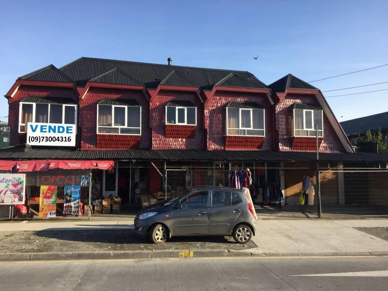 Propiedad con locales comerciales Sector Alto Puerto Montt