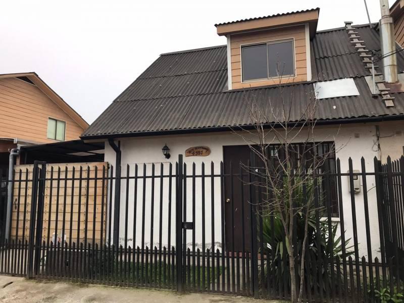 Linda casa en Molina, Villa Bicentenario!!