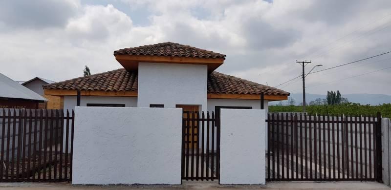 ESPECTACULAR CASA COMPLETAMENTE NUEVA CAMINO A LOS CRISTALES