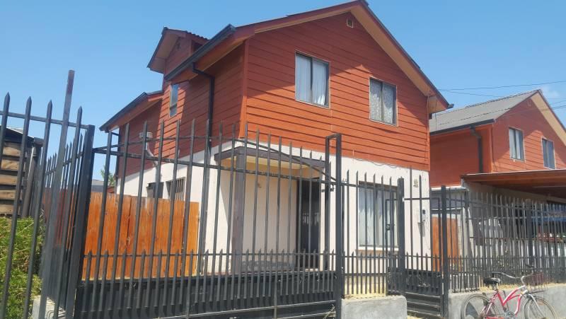 Amplia casa en Don Sebastian de Rauquen
