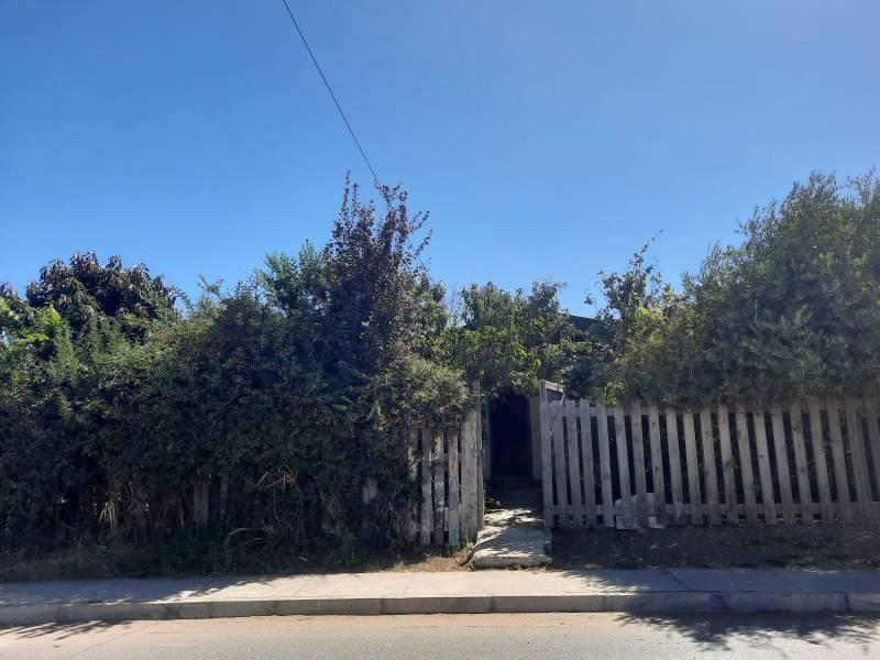 VENDE TERRENO DE 454 MT2 CON CASA CONSTRUIDA EN LONCURA
