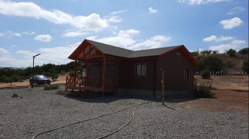 HERMOSA CASA EN PARCELA DE 5.100 M2, LLIU LLIU, LIMACHE
