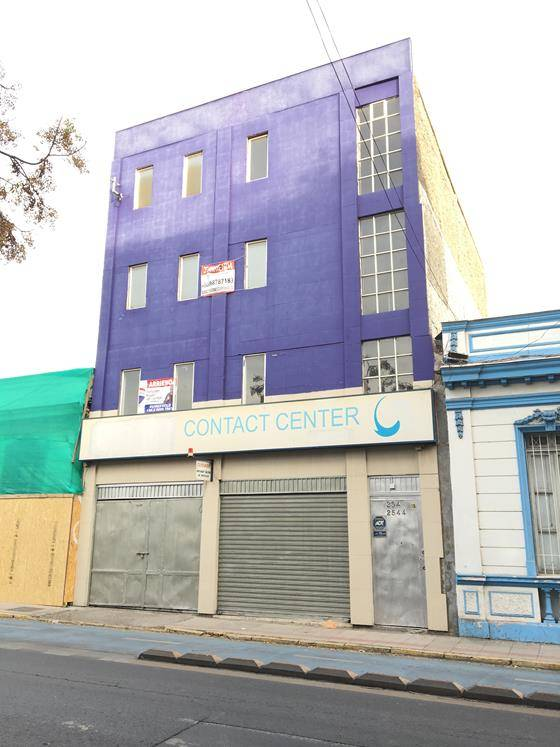 SE ARRIENDA EDIFICIO 4 PISOS PARA CALL CENTER, METRO CUMMING