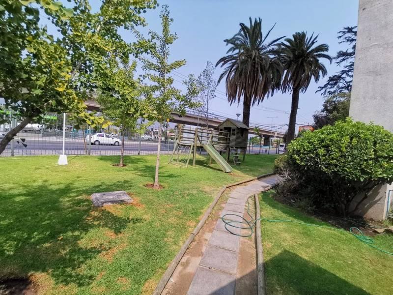 Se Arrienda Impecable Depto 88 m2, A PASOS Metro San Joaquin