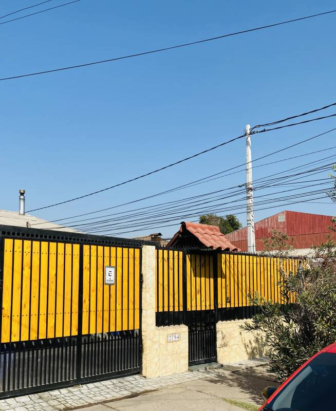 SE VENDEN 2 EXCELENTES CASAS EN PEDRO AGUIRRE CERDA