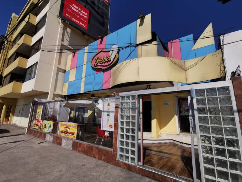 SE ARRIENDA LOCAL COMERCIAL, Av. Republica de Croacia 248