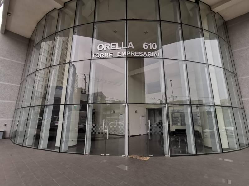 SE ARRIENDA OFICINA, ORELLA 610, PISO 7