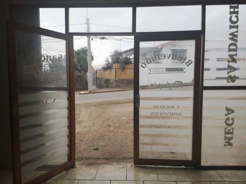 SE ARRIENDA LOCAL COMERCIAL, LOS GUINDOS 130
