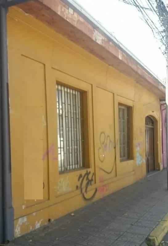 CÉNTRICA PROPIEDAD EN CURICÓ, IDEAL COMERCIO /PROYECTO