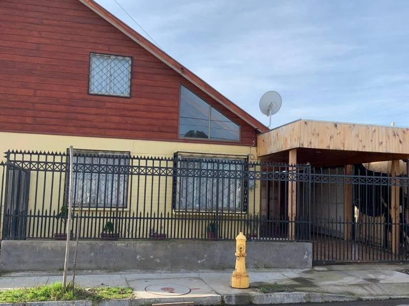 EXCELENTE CASA BRISAS DEL BOLDO,CURICO ,7A REGION.
