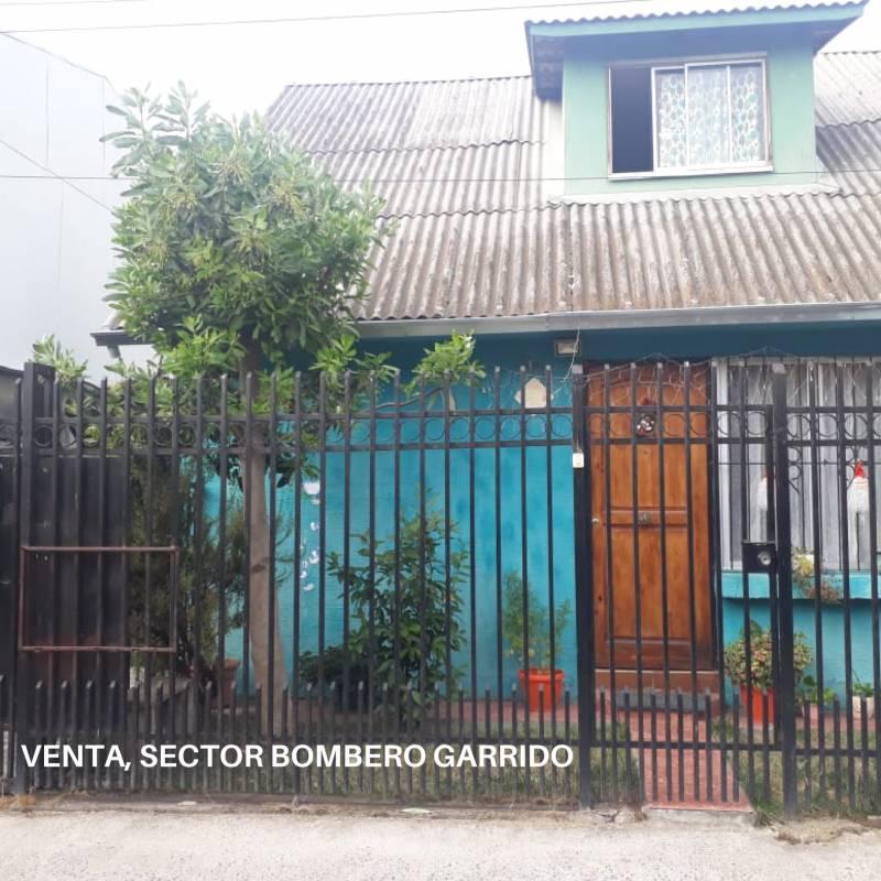 VENTA EN SECTOR BOMBERO GARRIDO, CURICÓ