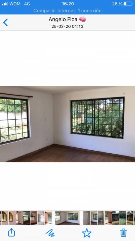 Se arrienda hermosa casa Quinta en exclusivo condominio