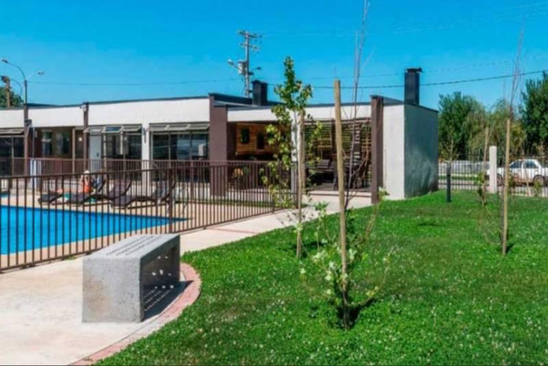 Espectacular departamento nuevo en Condominio Santa Ana