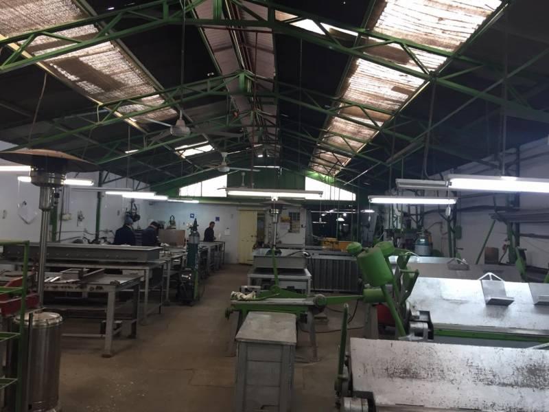 ¡¡ Galpon Industrial - Maestranza - Funcionando !!