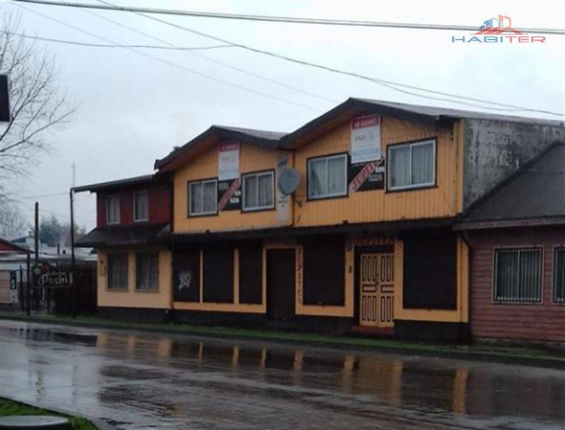 CASA / OFICINA / LOCAL COMERCIAL / BODEGA, VILLARRICA