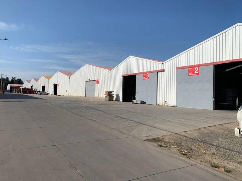Camino Internacional, Arriendo Bodegas Industriales, 550 m2
