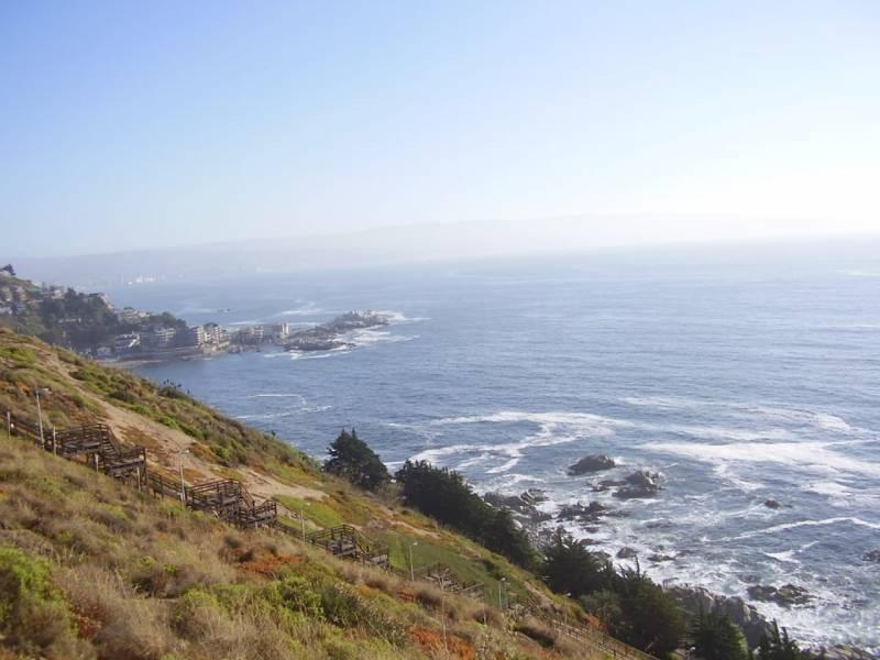 Reñaca, Vendo Departamento amoblado, hermosa vista al mar