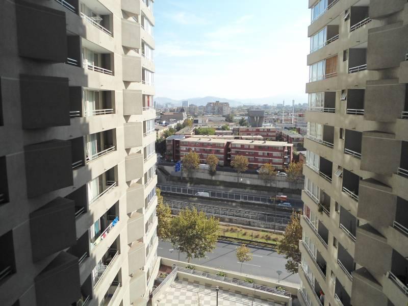 Depto. Año 2015 2D. 2B. Estac. SantiagoCentro