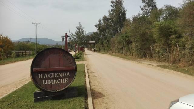 VENTA DE PARCELA EN HACIENDA DE LIMACHE