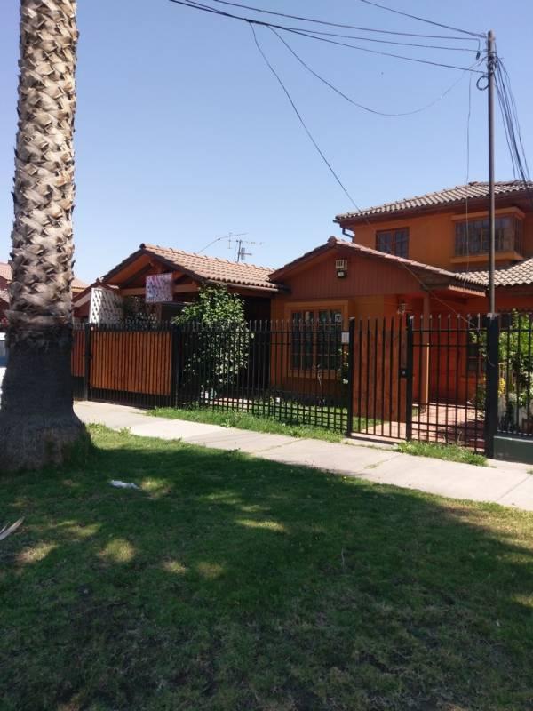 CASA DE 116 M2 CONSTRUIDOS,181 DE TERRENO, VILLA ALTO JAHUEL