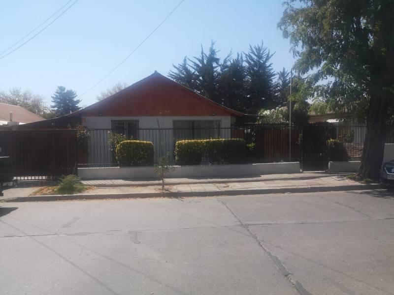 Venta Casa Amplia Villa Macul