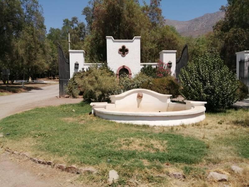 ( 112 ) Hermosa Parcela , Hacienda la Rinconada de los Andes