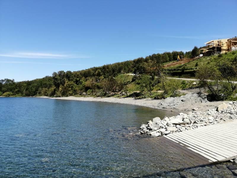 Lago Ranco, Condominio Puerto Guarda. Sitio 14.