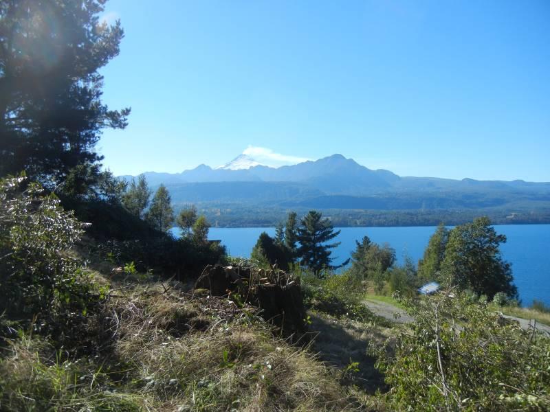 Lago Calafquen, Puerto Rayenkura sitio 8
