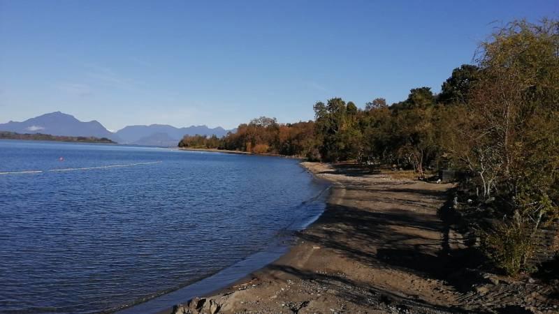 Lago Ranco, Condominio Puerto Guarda. Sitio 12, Frente Lago.