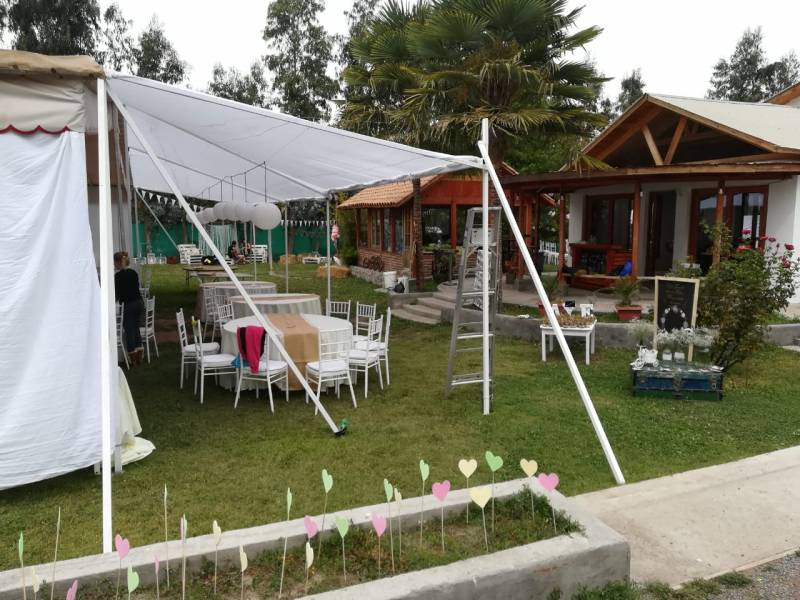Venta de excelente centro de eventos o casa de campo