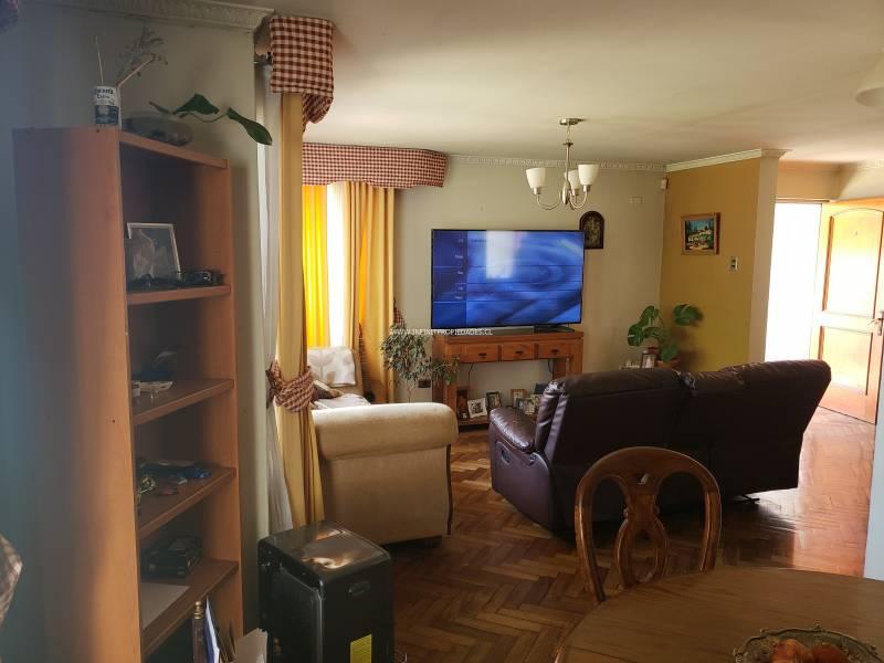 Casa villa el portal  500m2 y 120m construido  30m2 quincho