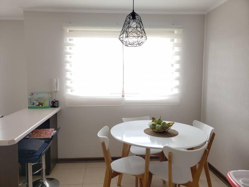 Casa en exclusivo condominio en machali