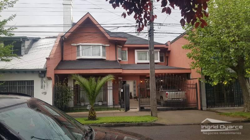 HERMOSA CASA ZONA CÉNTRICA DE CHILLÁN