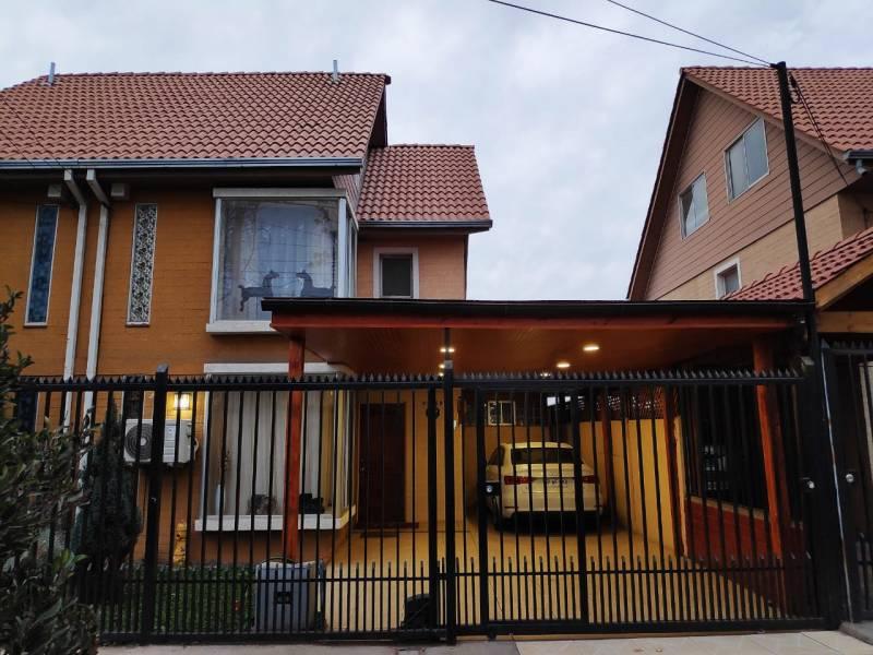 Vendo hermosa casa en Puente Alto/ Avda. San Carlos
