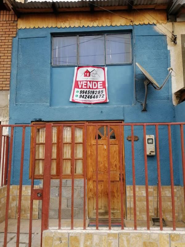 Se vende amplia casa Mejillones