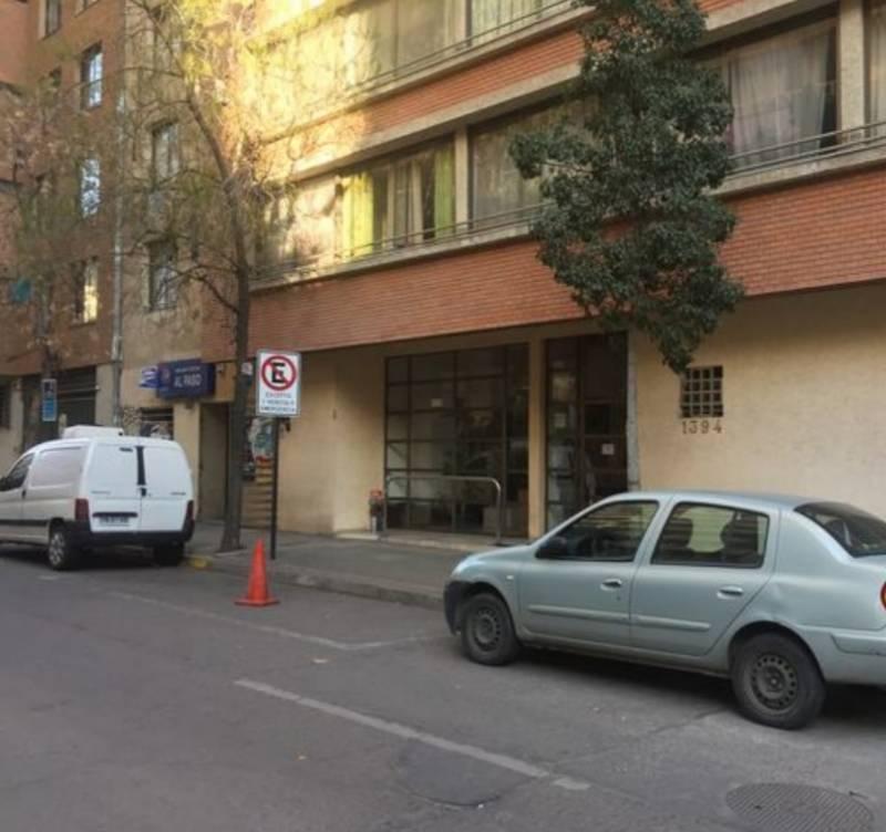 DEPARTAMENTO 1 DORMITORIO, SANTIAGO ( METRO PARQUE ALMAGRO)